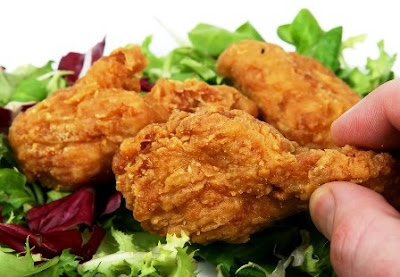 Resep Cara Membuat Ayam Goreng Berbumbu
