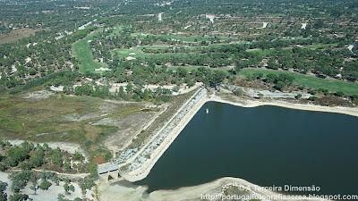 Barragem de Vale do Cobrão (Escalão Montante)
