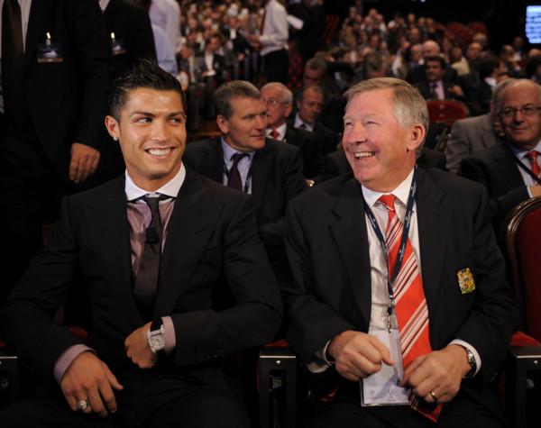 Ronaldo reveals Alex Ferguson's Influence on his no. 7 Jersey selection