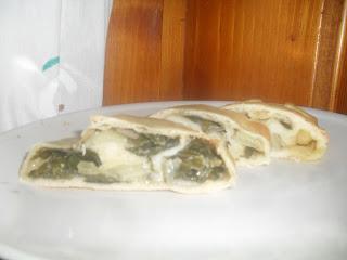 rotolo pizza idee creative ricetta vegan