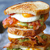 Guacamole Breakfast Sandwich
