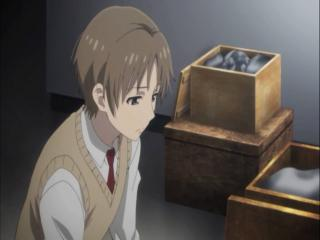 Sakurako-san no Ashimoto ni wa Shitai ga Umatteiru – Episódio 07