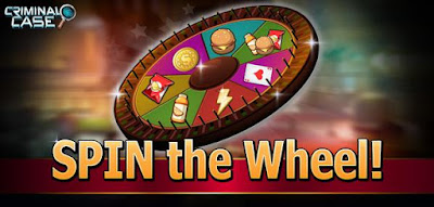 Criminal Case Game - Collect Free + WHEEL OF FORTUNE