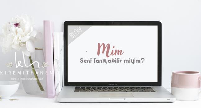 Blog Mim Etkinlik