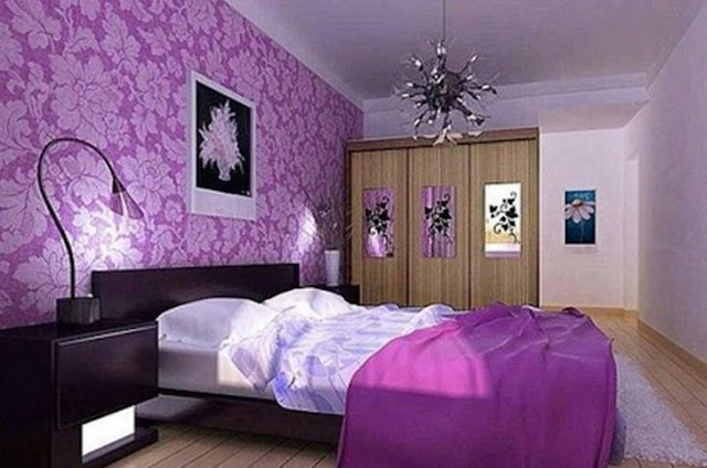 Fabulous Purple Teenage Girls Bedroom ideas