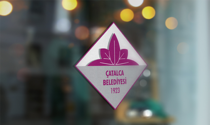 İstanbul Çatalca Belediyesi Vektörel Logosu