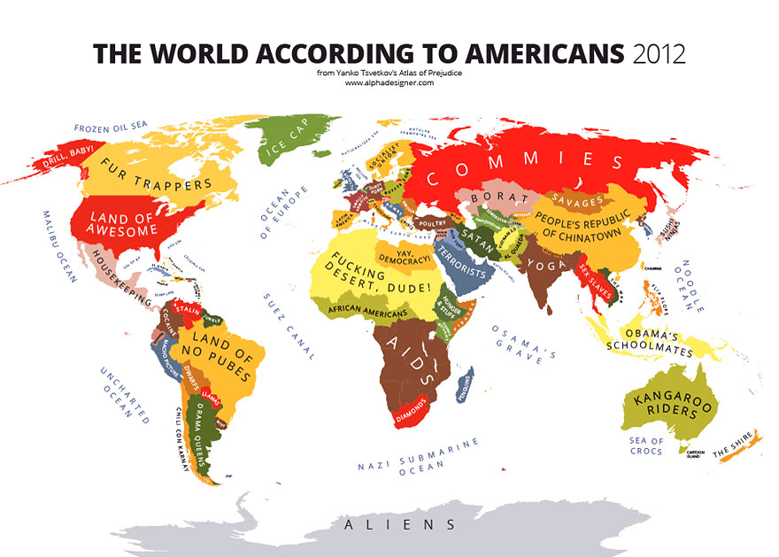 New worlds for all an american