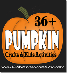 pumpkin crafts and kids activities