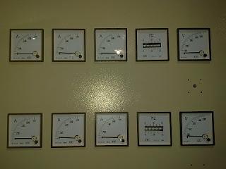 Alat dan bahan untuk membuat rangkaian kontrol Ampere meter