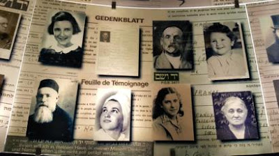 Two-thirds of European Jewry were murdered by the Nazis