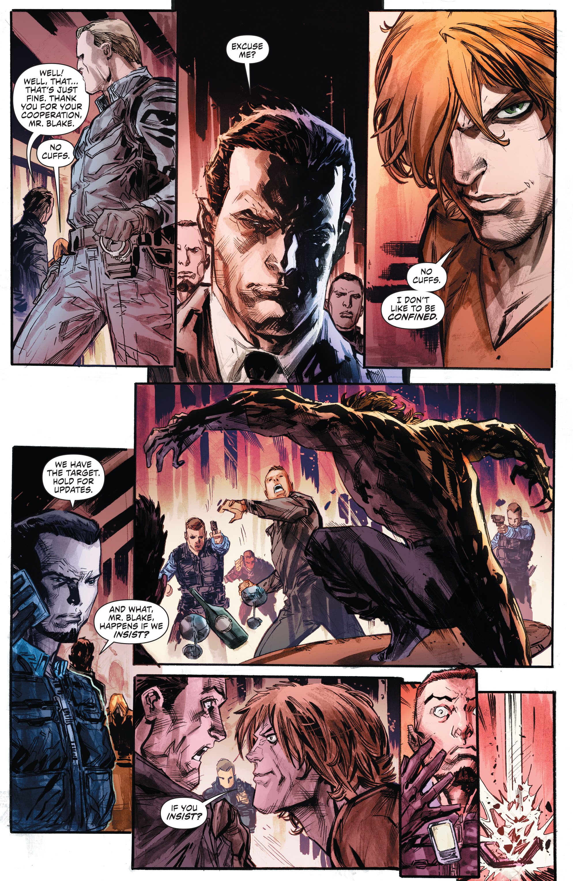 Read online Secret Six (2015) comic -  Issue #1 - 4