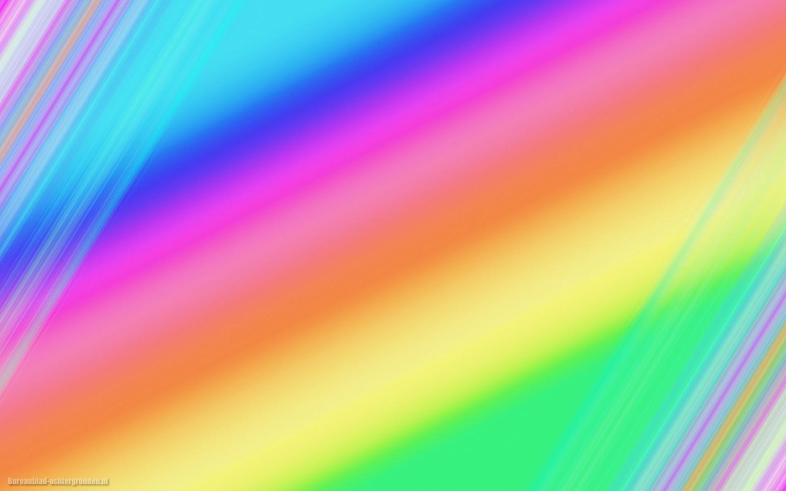 Abstracte wallpaper met veel kleur