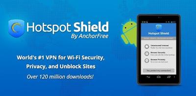 Hotspot Shield VPN Proxy