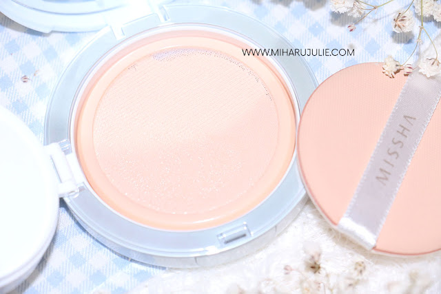 missha cream tension pact review