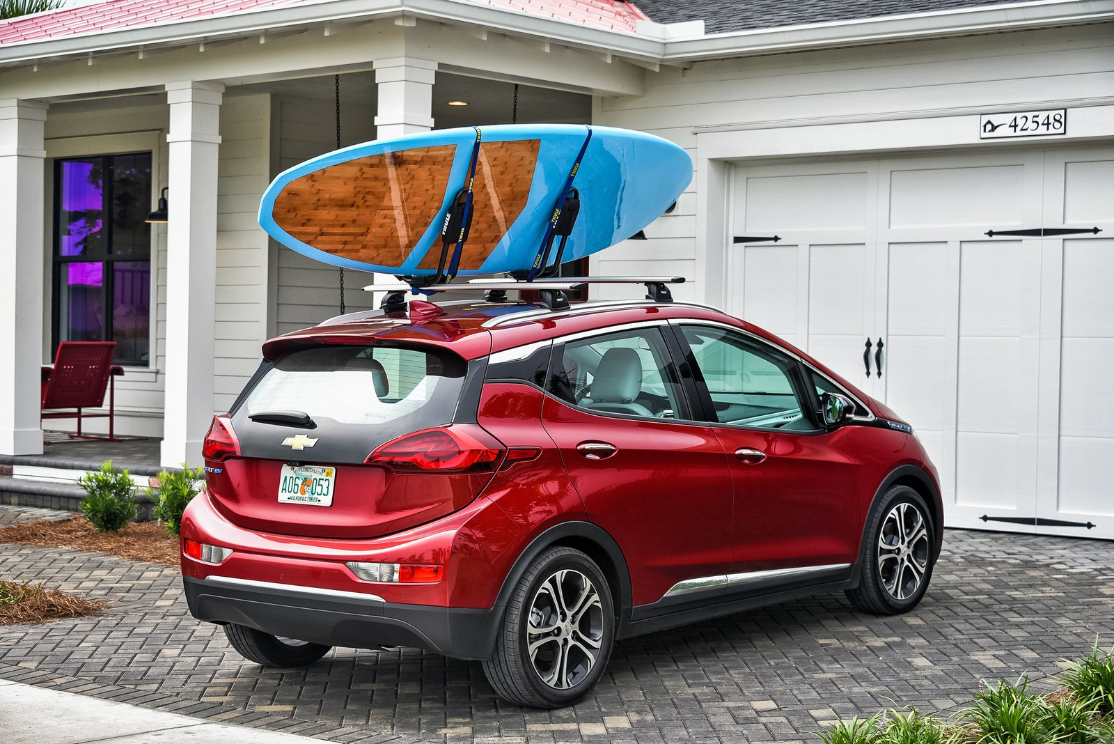 Chevrolet Bolt Finally Starts To Outsell The Volt