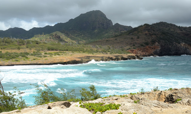 Maha'ulepu Beaches, Kauai, Hawaii