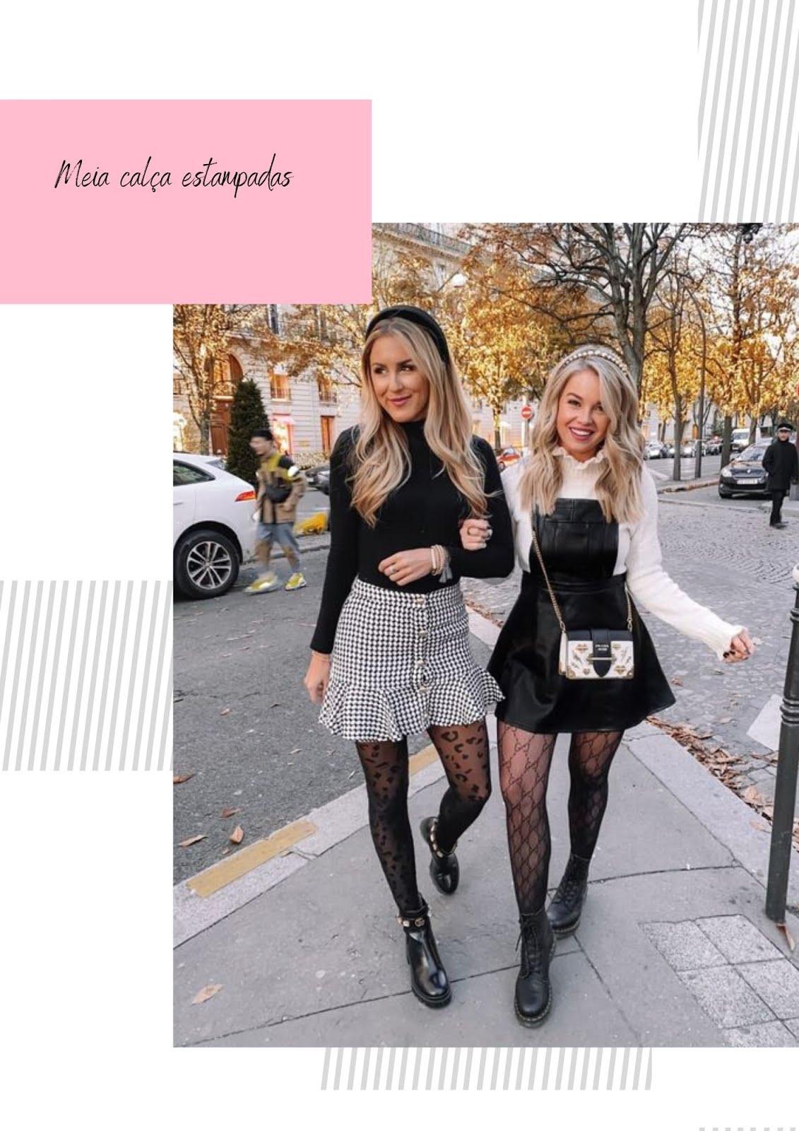 meia calça, meia calça preta, meia calça arrastão, meia calça fio 80, meia calça poá, looks tumblr, moda evangélica