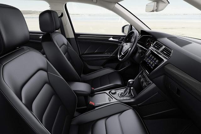 novo VW Tiguan 2018 7 lugares