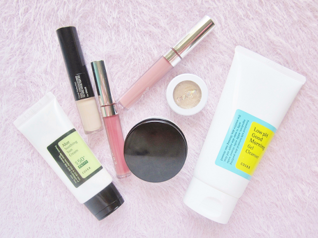 October 2016 Beauty Favorites