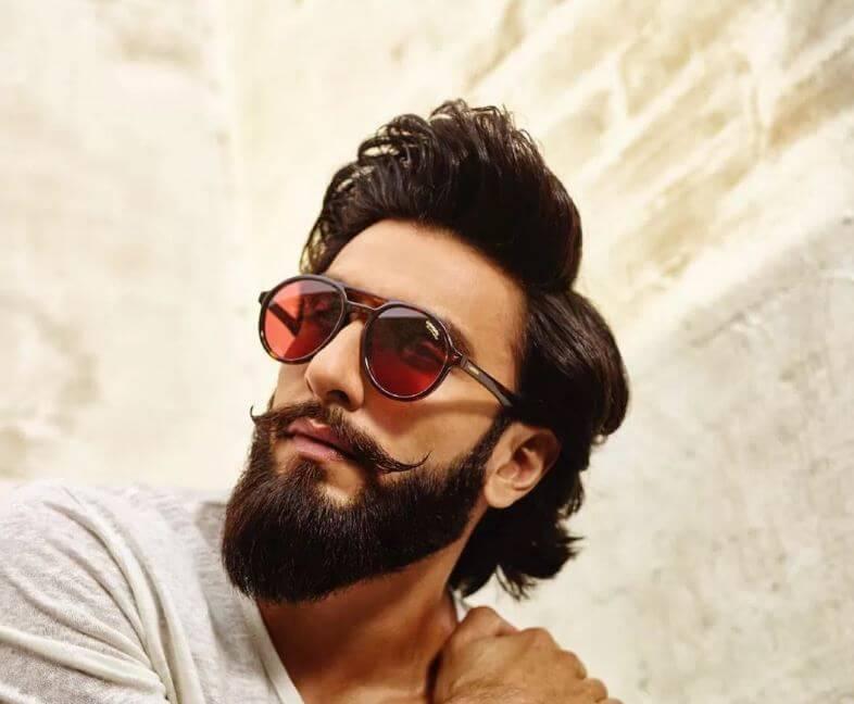 Ranveer Singh New Look