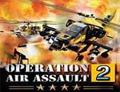 تحميل لعبة الطائرة الهليكوبتر الهجوم الجوى 2 Air Assault مجانا