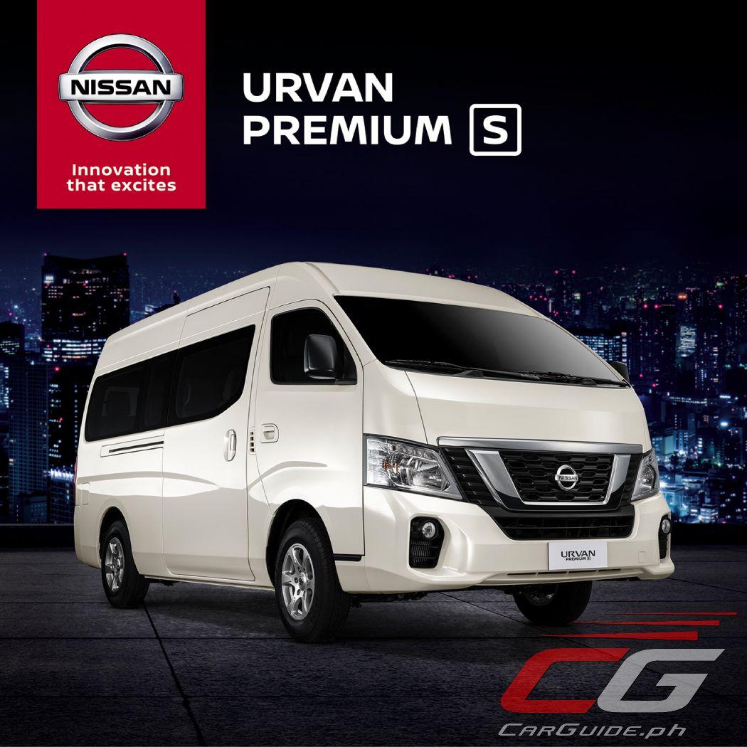 The 2018 Nissan Urvan Premium S is Definitely for VIPs (w ...
