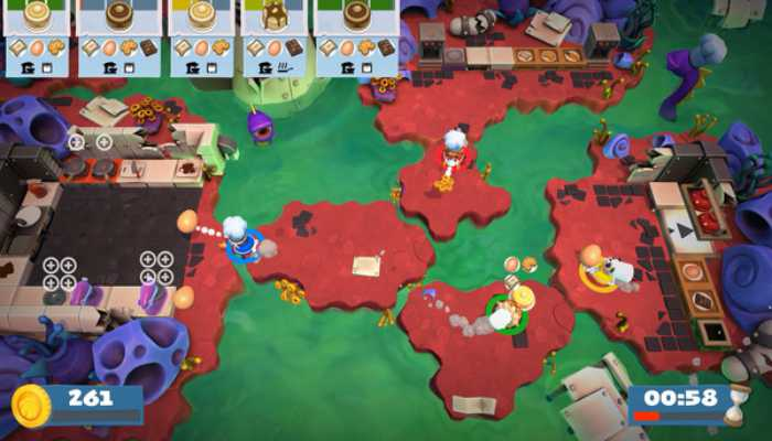 Download Overcooked 2 Chinese New Year Game For PC Highly Compressed