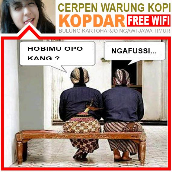 "Cerita Lucu Lebaran Bahasa Jawa ""NGAPUSI"""