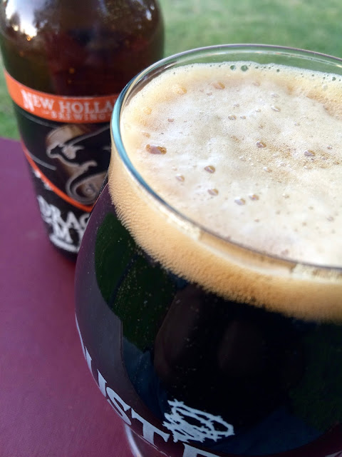 New Holland Dragon's Milk Bourbon Barrel Stout 2