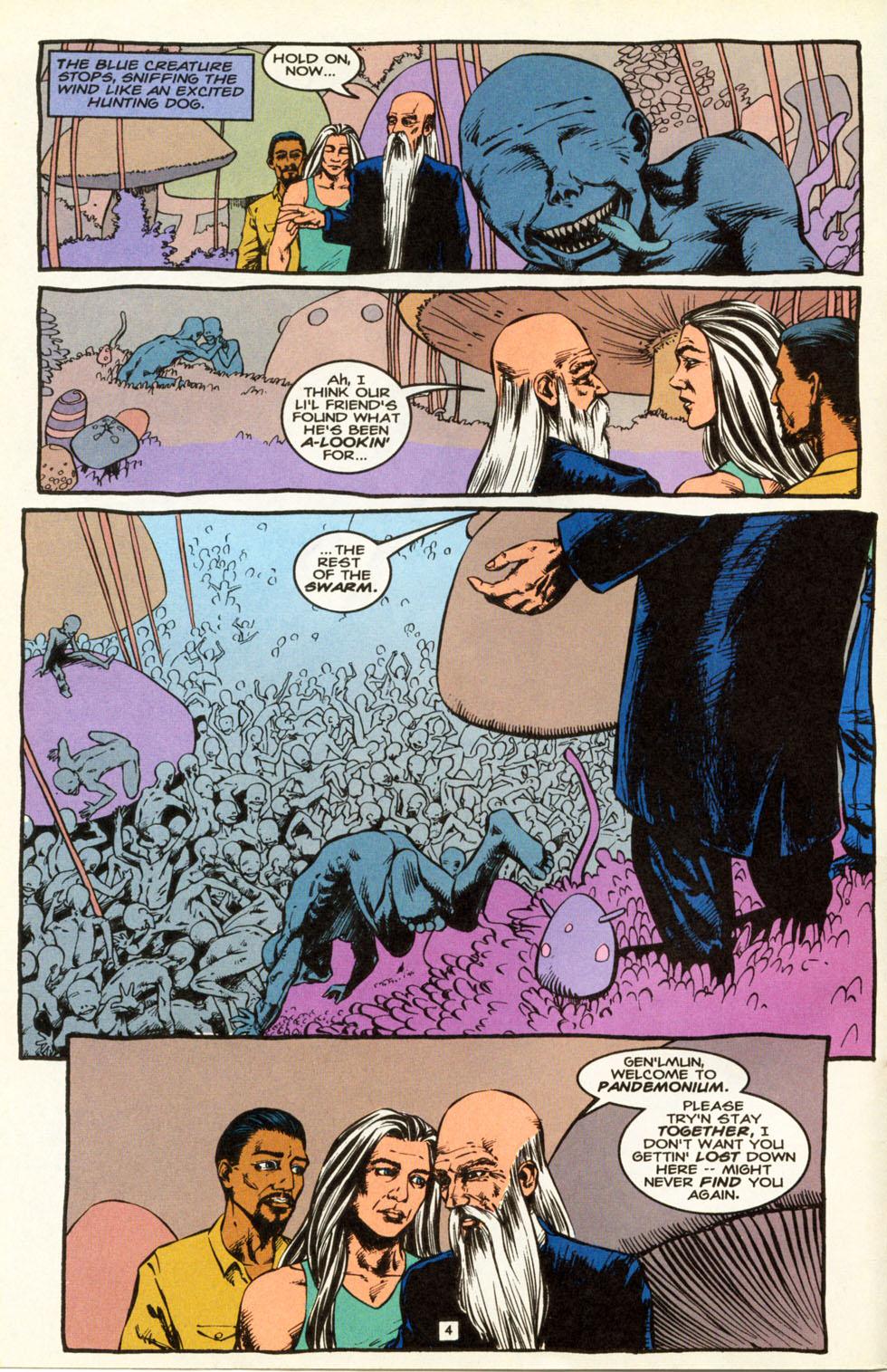 Read online Animal Man (1988) comic -  Issue #86 - 4
