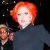FOTOS HQ: Lady Gaga llegando al desfile de Brandon Maxwell en New York - 16/02/16