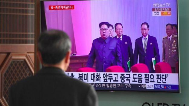 China and N Korea confirm Kim Jong-un visit