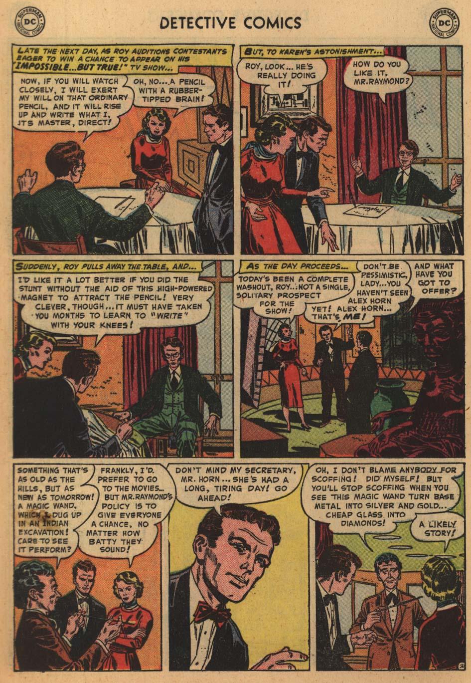 Detective Comics (1937) 195 Page 17