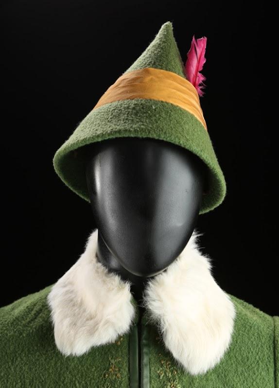 Buddy Elf movie costume