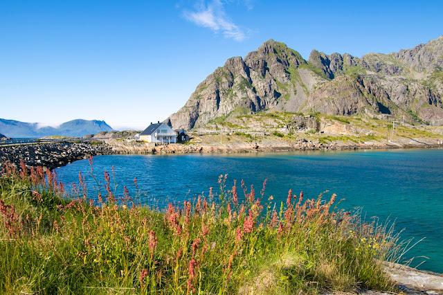 Henningsvaer-Isole Lofoten