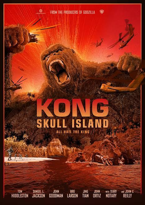 Kong: Skull Island (English) 2 full movie for free