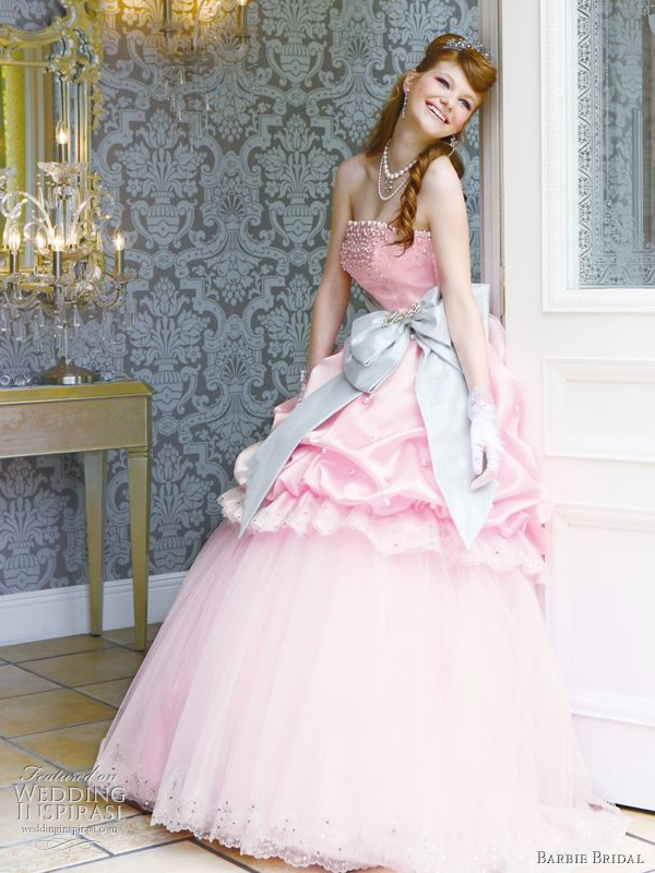nileey\'s sphere: Barbie Bridal Collection