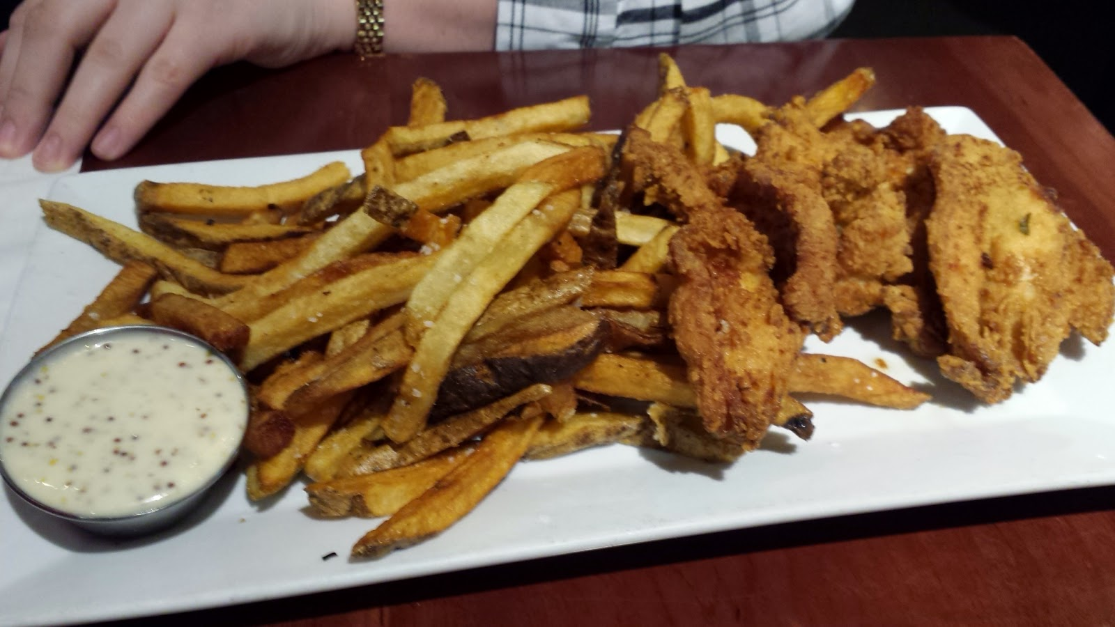 Philly Food Blog: Molly Malloy's Chicken Tenders