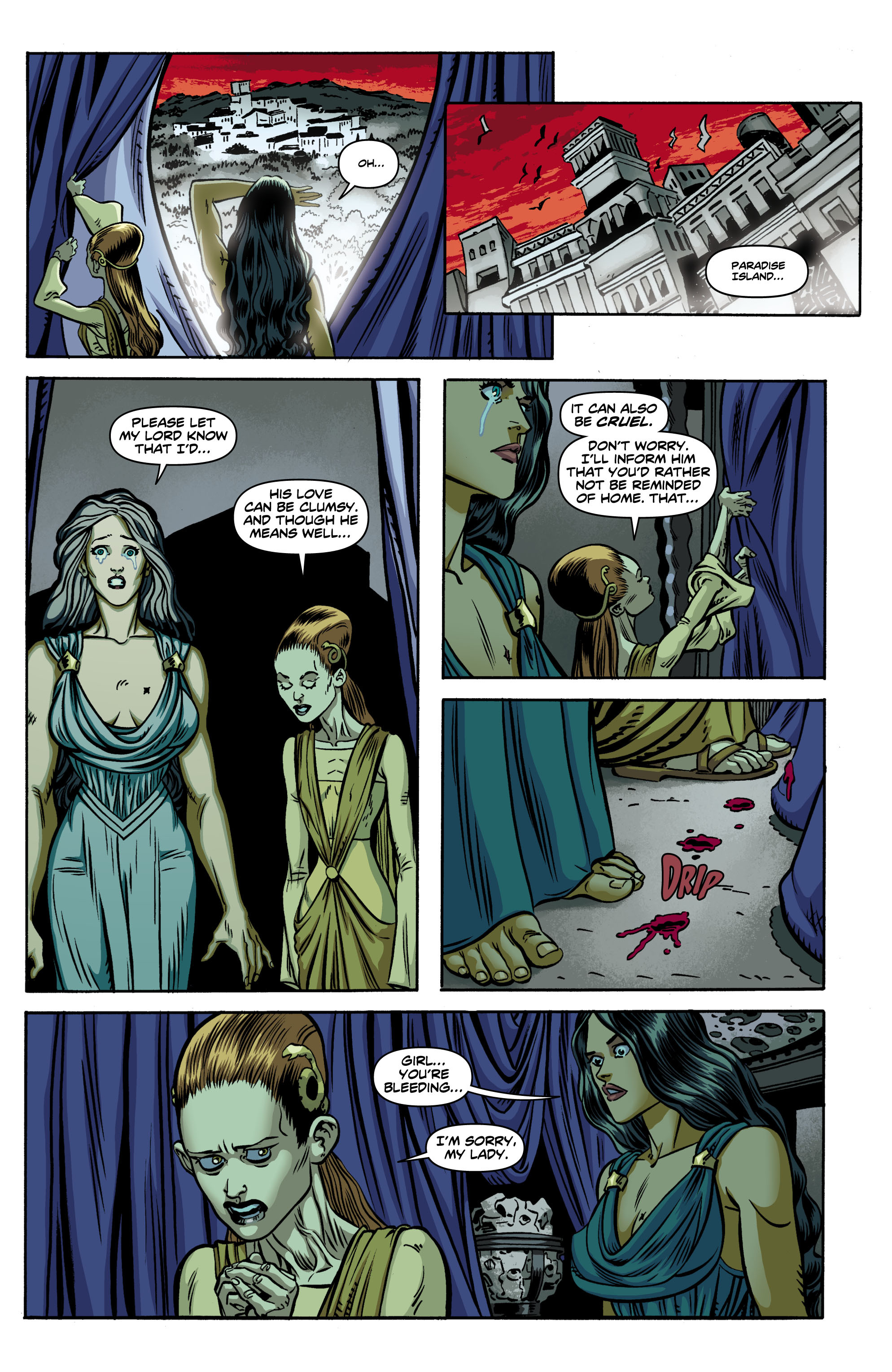 Read online Wonder Woman (2011) comic -  Issue #9 - 8
