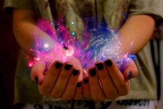 Karmic Debt 26, numerology, karma, how to deal with karma, girl, magic, colors, hands