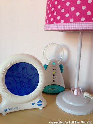 Gro Clock and toddler sleeping accessories