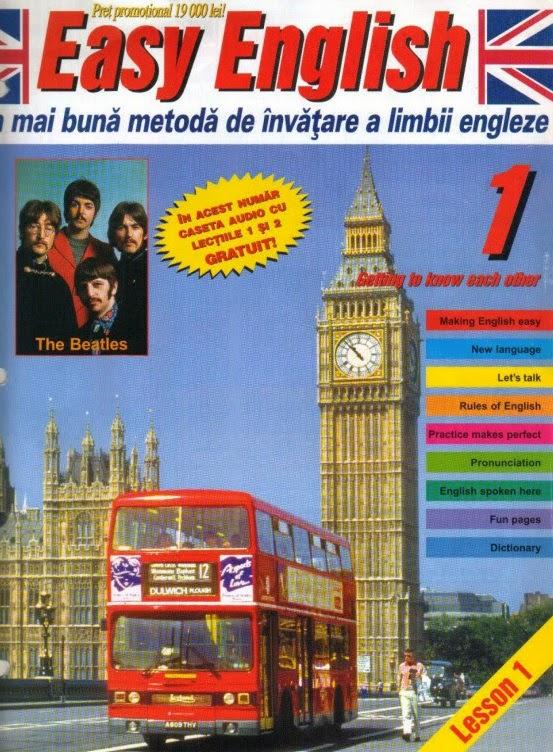 English today curs de engleza carte dvd si cd audio volumul 8.