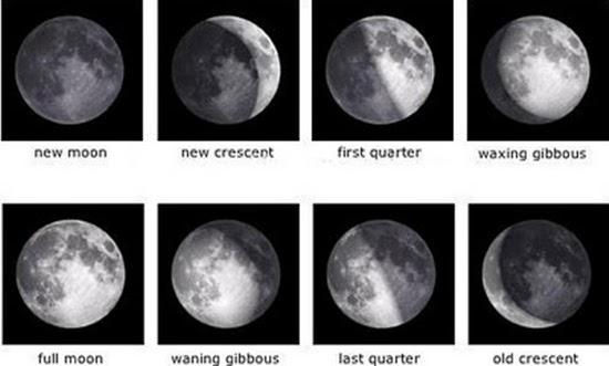 Kenapa Kenampakan Bulan Berubah Tiap Malam?