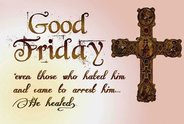Good Friday Status For Facebook