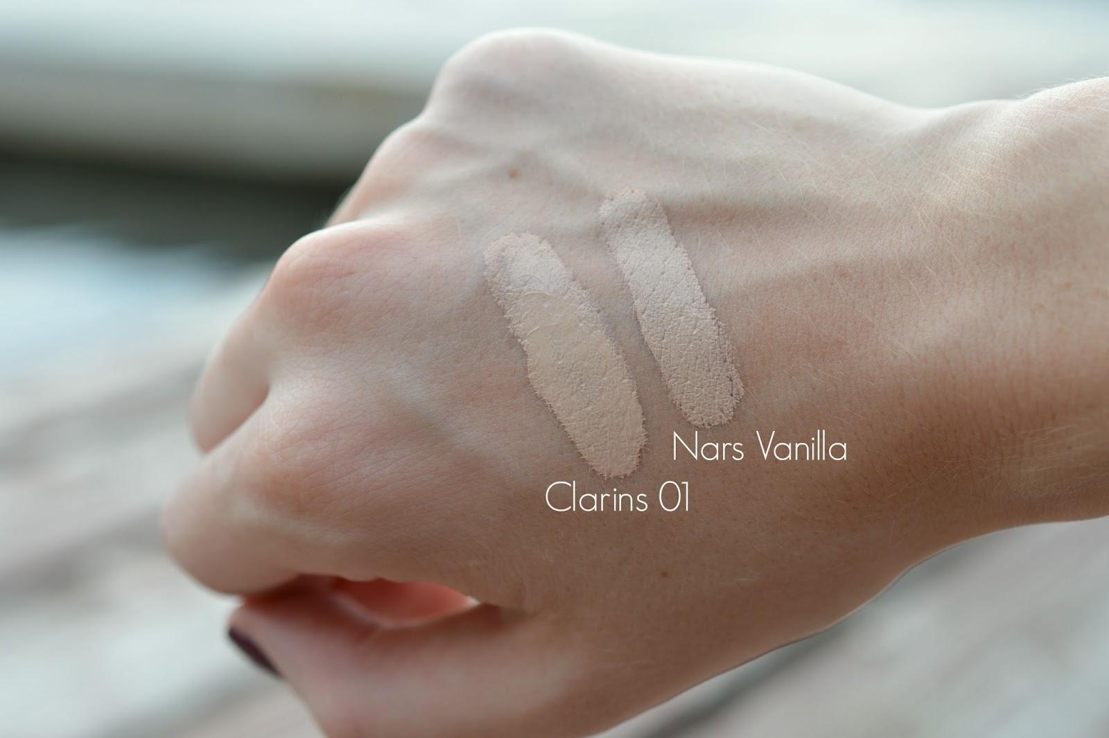 clarins instant concealer 01 swatch