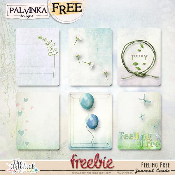 Feeling Free - Special & new Freebie