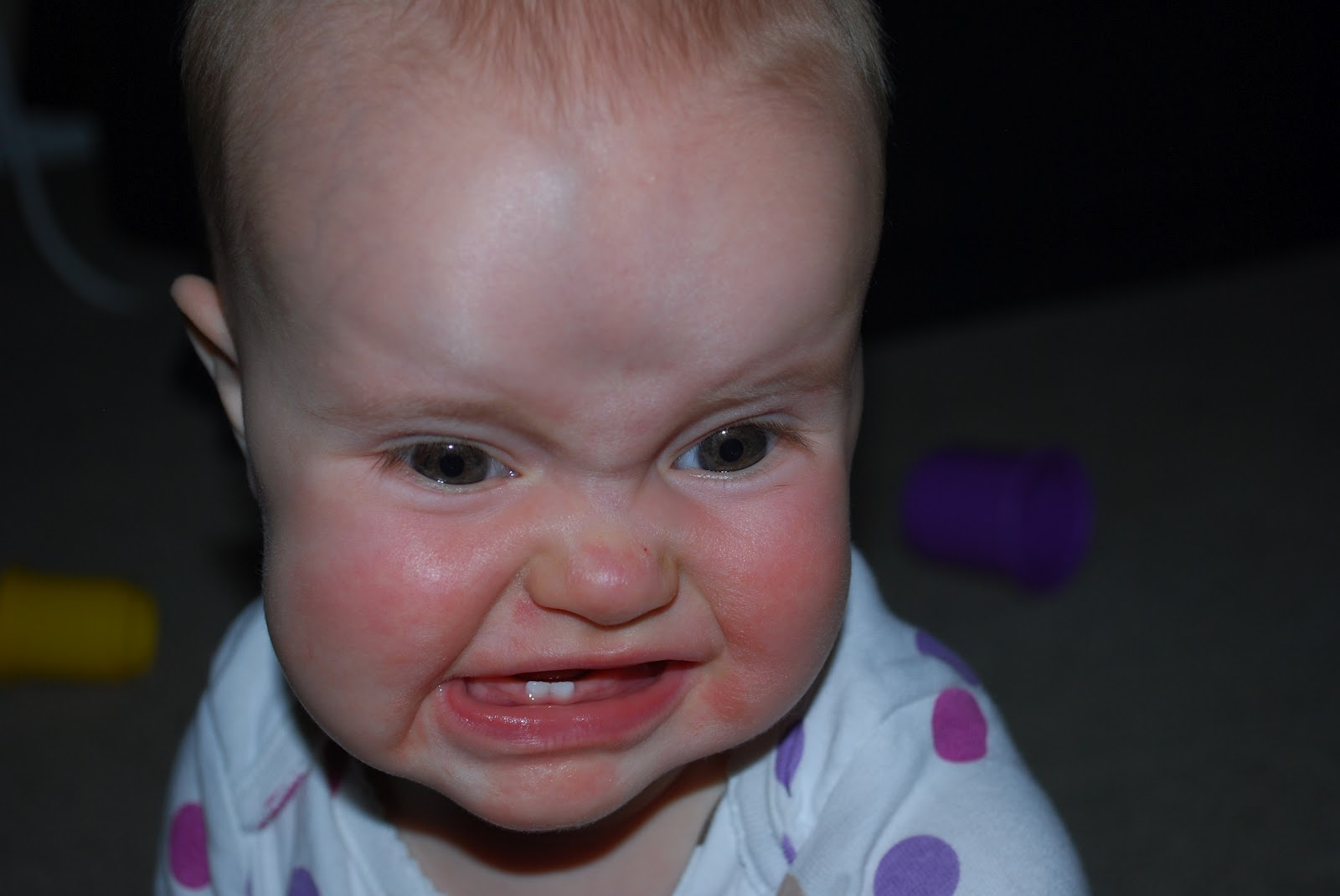 angry baby - photo #4