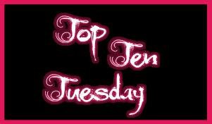Top Ten Tuesday (19)