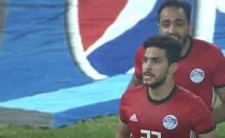 مصر تتعادل مع الكويت ودياً 1-1 وأيمن أشرف يسجل لأول مرة بقميص المنتخب