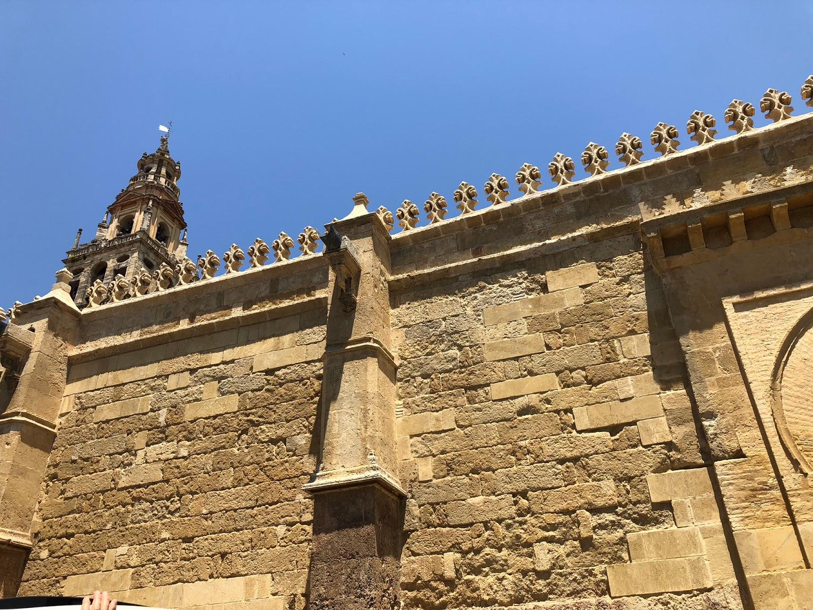 Uma junção encantadora entre o velho e o novo em Córdoba, Espanha